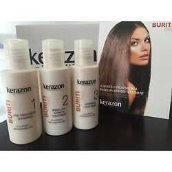 Kyпить Brazilian Keratin Treatment Complex Blowout KERAZON 6oz/180ml KIT Keratina на еВаy.соm