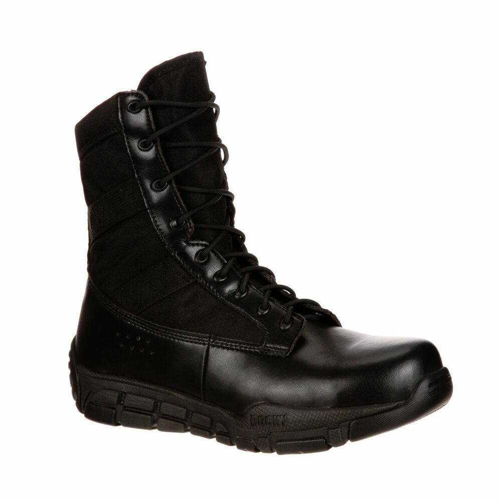 Men's Rocky C4T Composite Toe Work Boots BRAND NEW FREE ...