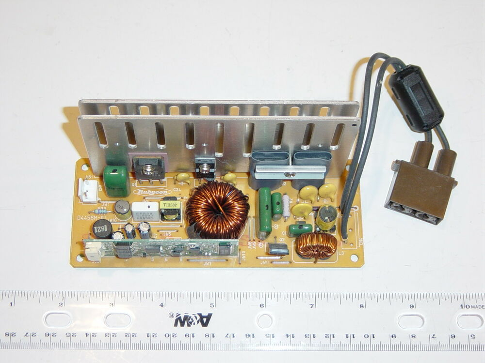 Toshiba 62hm95 This Model Only Lamp Ballast Driver X706