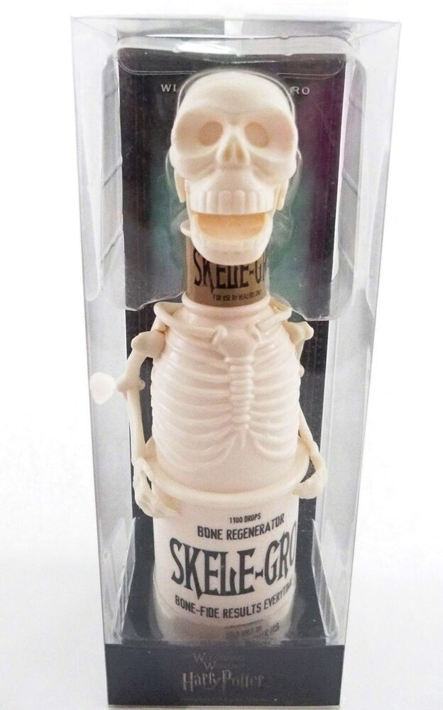 Free Shipping Harry Potter Quot Skele Gro Quot Bottle Very Rare