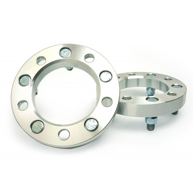 1 Inch Wheel Spacers : Pcs inch mm wheel spacers to  unf