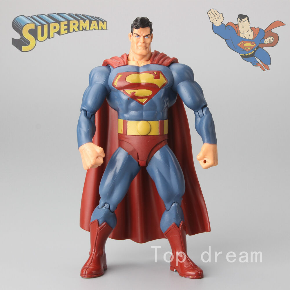 Best Super Hero Toys And Action Figures : Dc comics super hero superman the dark knight returns