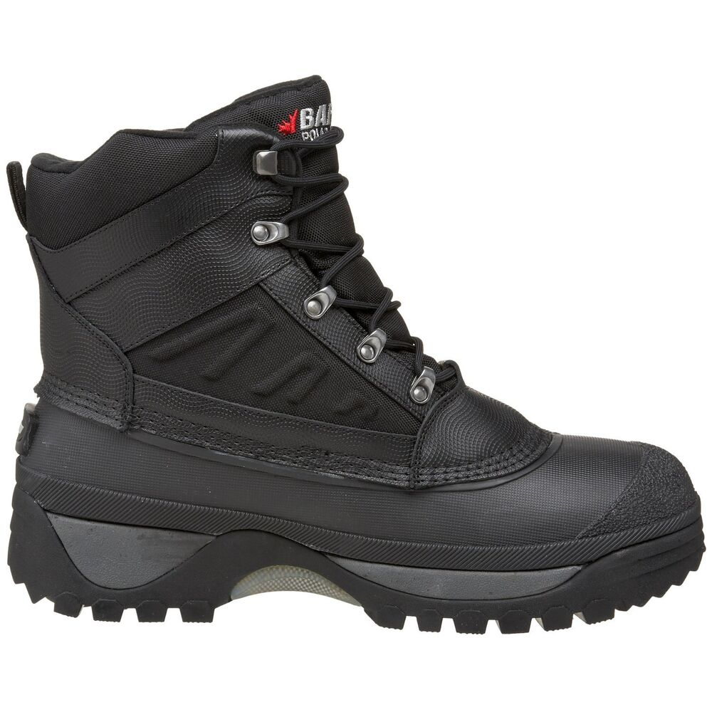 New Baffin Edge Mens Winter Snow Insulated Boots Shoes