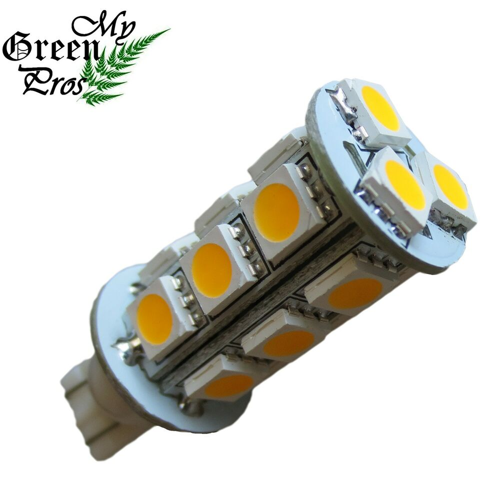 20w Smd Led 12v: T10 LED Bulb For Landscape Lighting, 18SMD 5050 Chip 3W