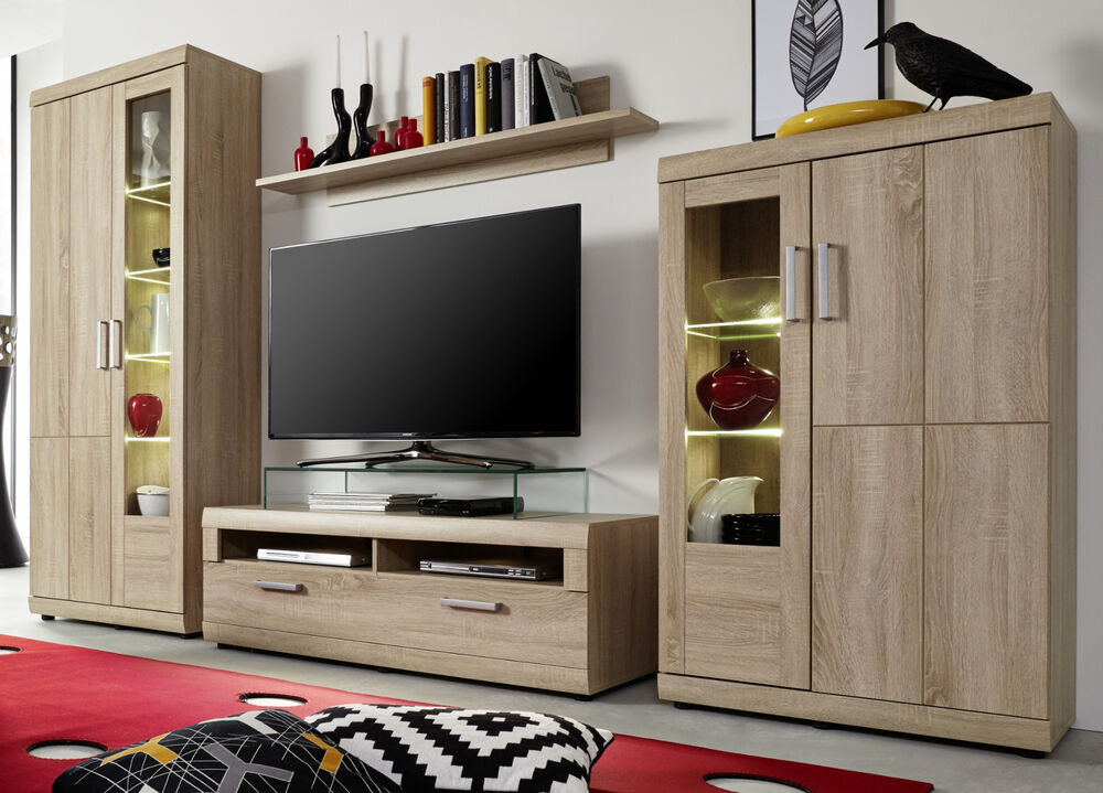 wohnzimmer schrankwand ber eck. Black Bedroom Furniture Sets. Home Design Ideas