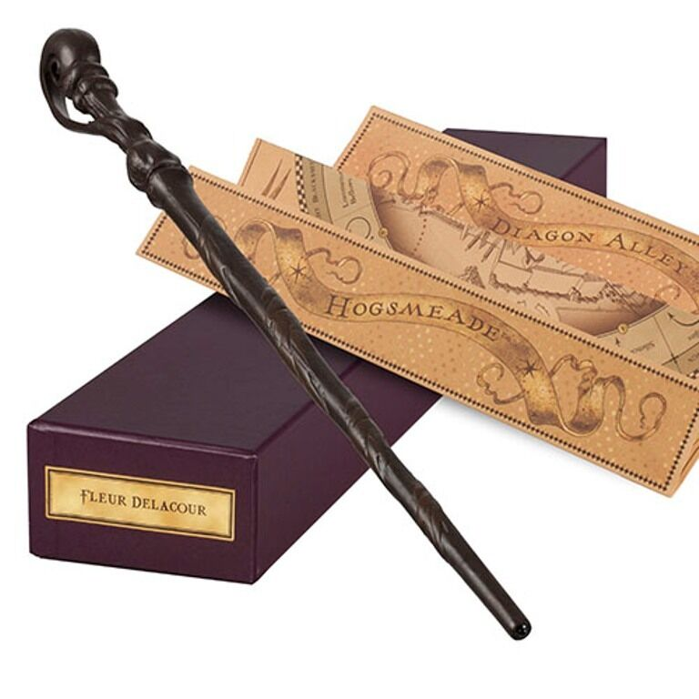 Wizarding world harry potter ollivanders fleur delacour for Harry potter ivy wand