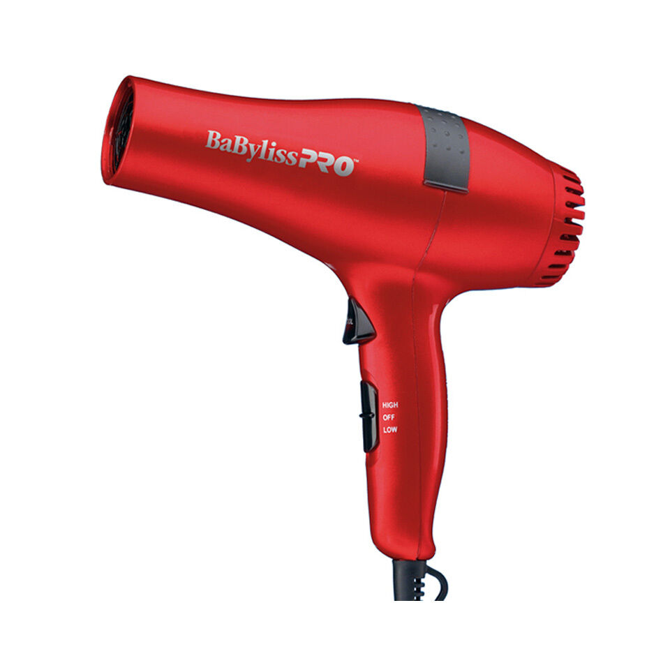 babyliss pro hair dryer babyliss pro professional ceramic hair dryer 1875w 13174