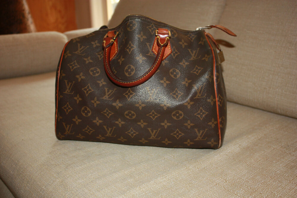 Louis Vuitton Speedy 30 Ebay