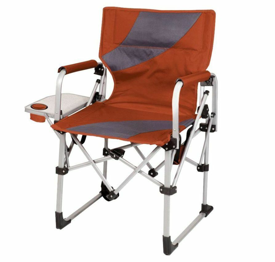 Portable Chair Folding Camping Beach Outdoor Patio Lawn Seat Picnic Pool Loun