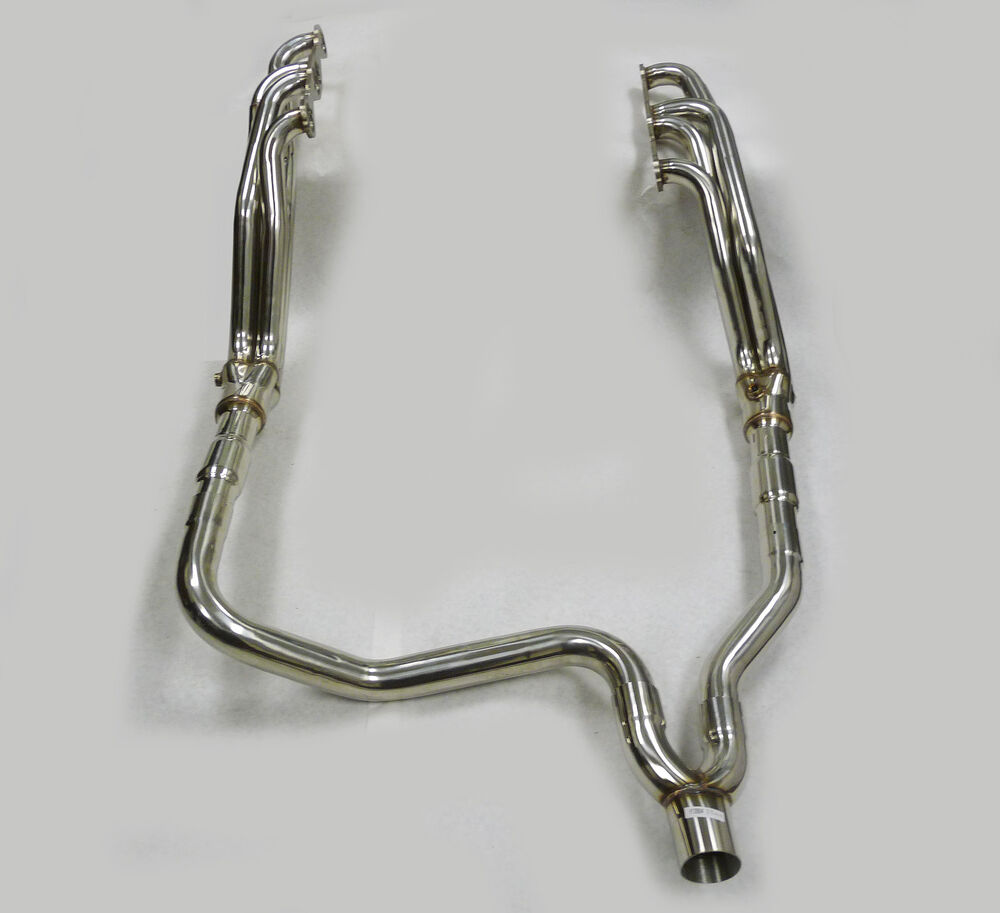 OBX Exhaust Header Manifold Fit 88 89 90 91 92 93 94 95 96