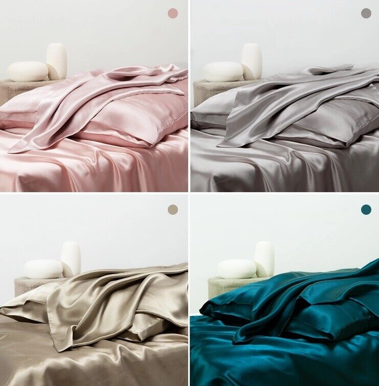 Carltys 100 Pure Mulberry Silk Pillowcase 25 Momme