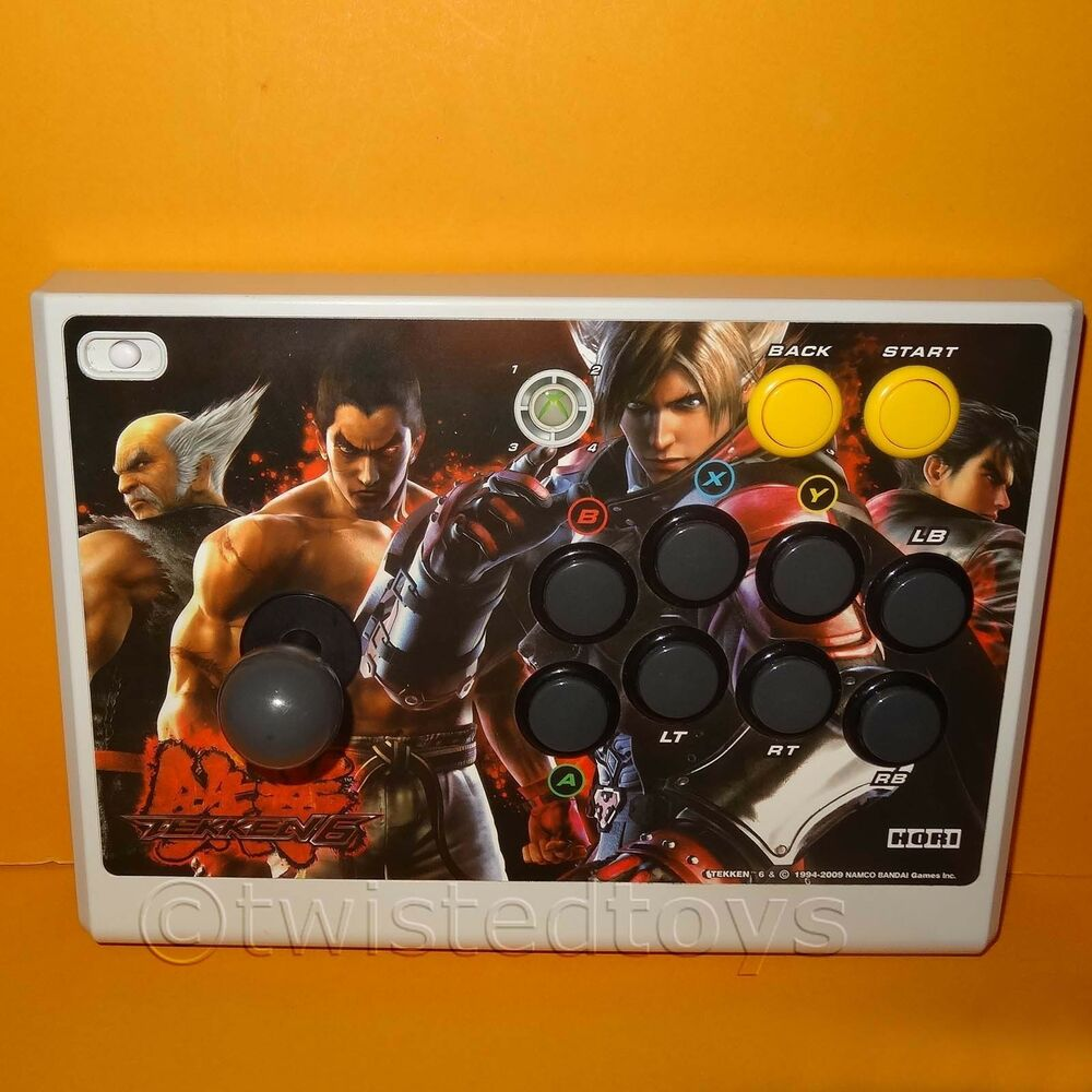 Street fighter 4 Xbox 360 Fighting Arcade Stick Collectors ... |Xbox 360 Fighting Stick