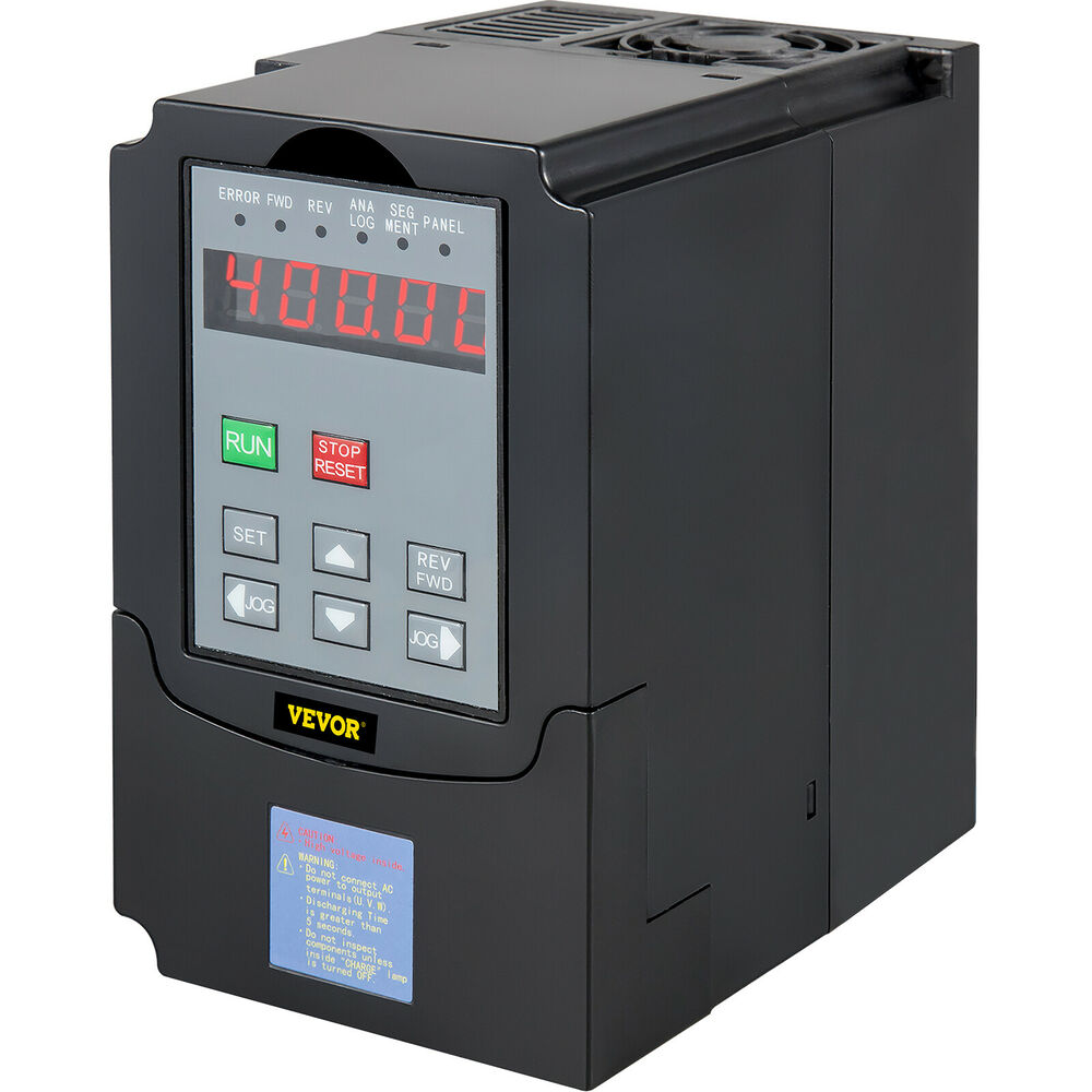 New top quality 220v 4kw 5hp variable frequency drive for Variable speed drive motor