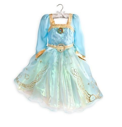 Disney Store Deluxe Cinderella Costume For Baby Toddler 2t: Disney Store Deluxe Brave Princess Merida Costume Dress