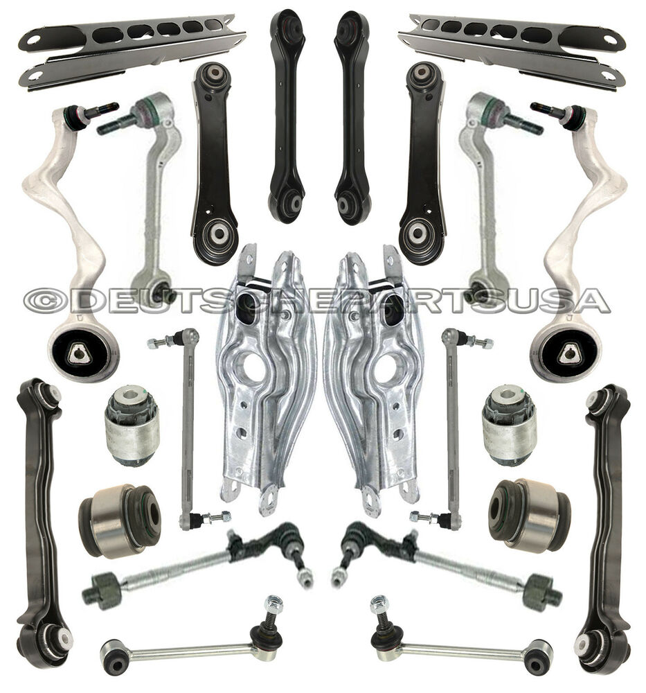 front   rear control arm arms ball joints for bmw e90 e91