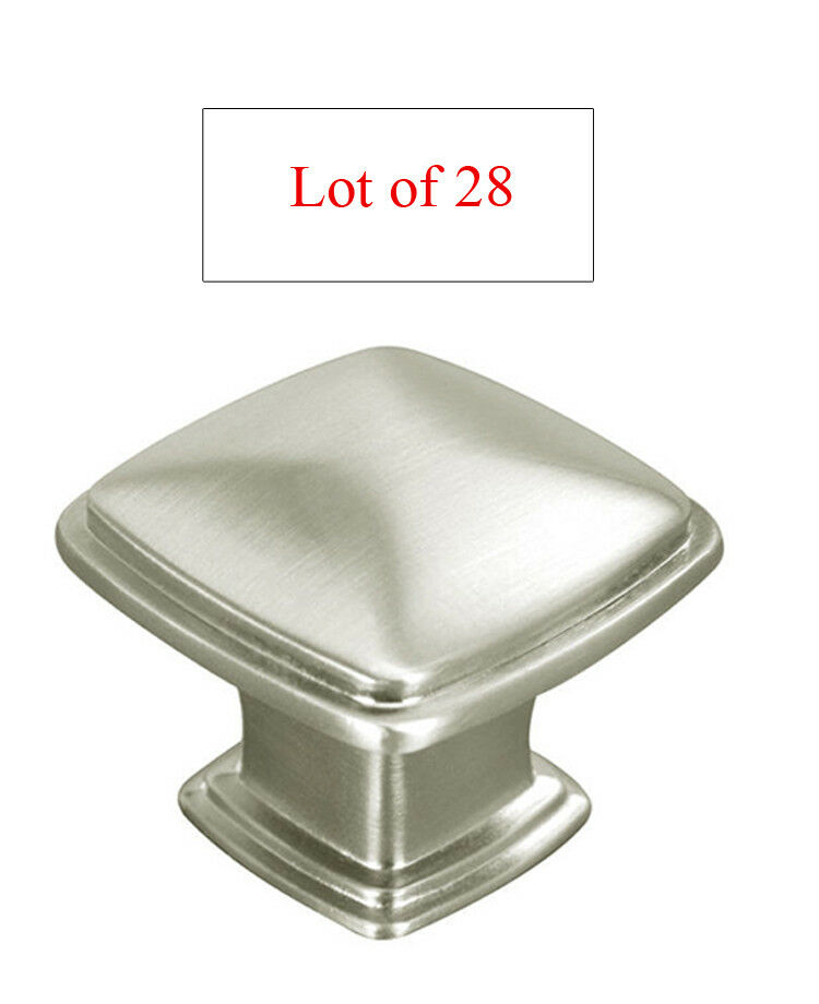 kitchen cabinet pulls brushed nickel 28 satin nickel or brushed nickel kitchen cabinet square 7916