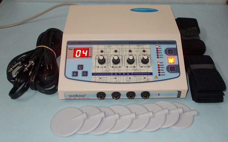 electrical stimulation machine physical therapy