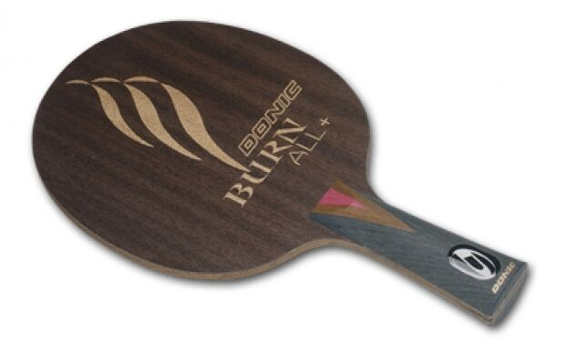 Donic Table Tennis Racket Donic Burn All+ Ping Pong Table Tennis Blade | eBay