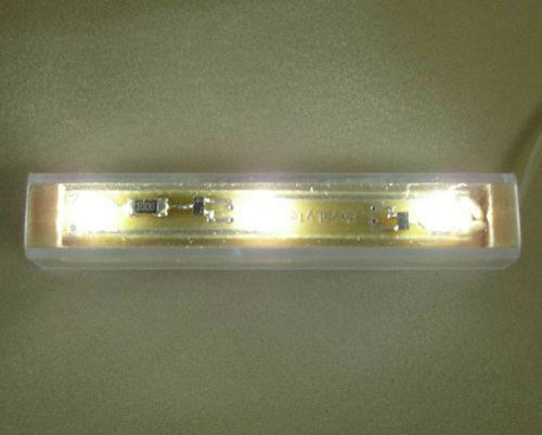 12v dollhouse novalyte led daylight white strip light 3 for Doll house lighting