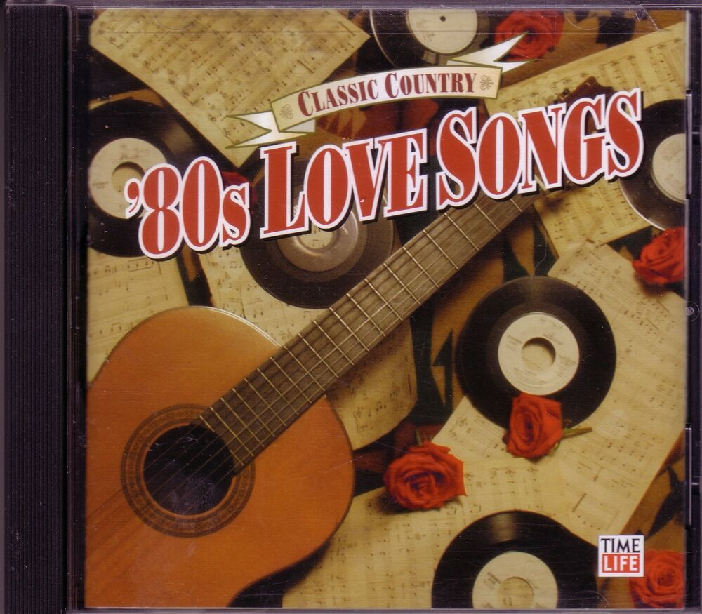 Time Life CLASSIC COUNTRY 80s Love Songs CD RONNIE MILSAP