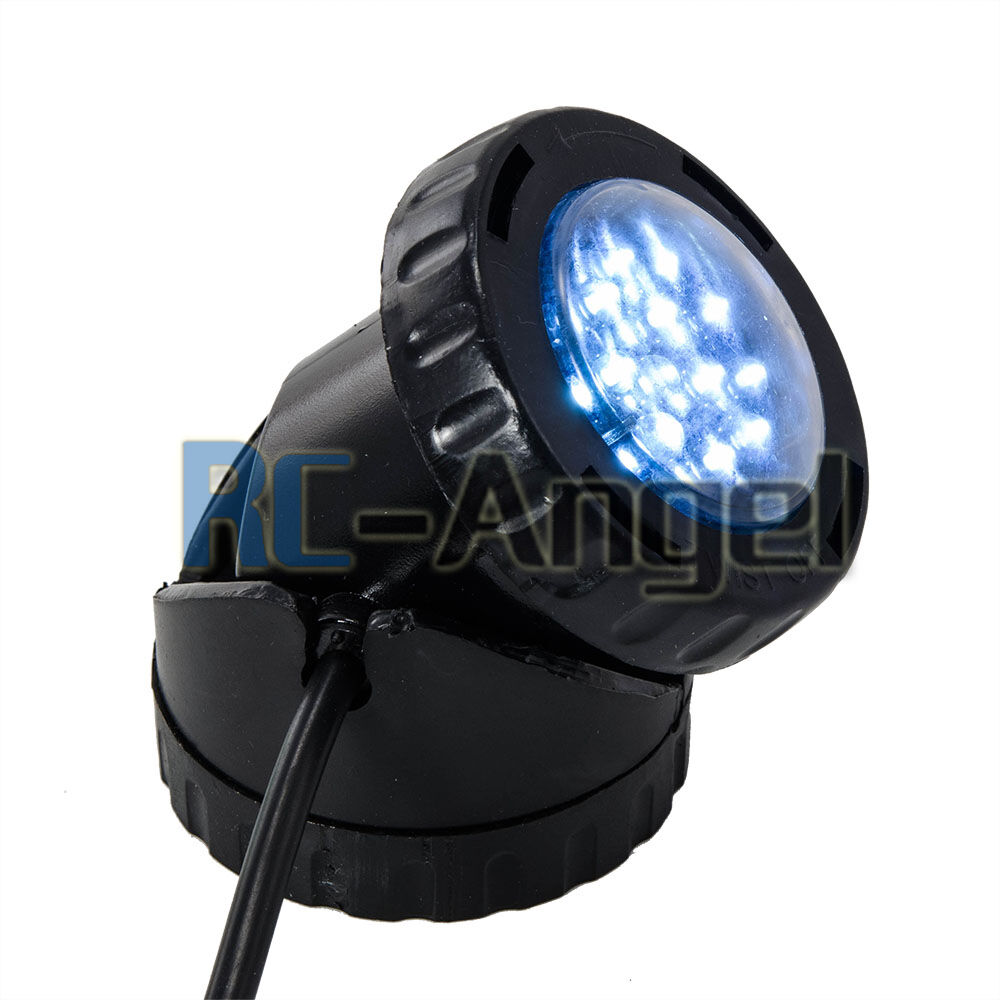 Submersible 1 Led Pond Spolight Underwater Dec0 Fountain
