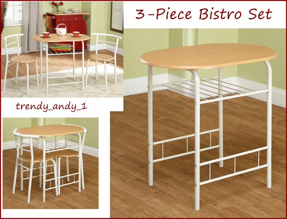 Piece Bistro Set For Kitchen