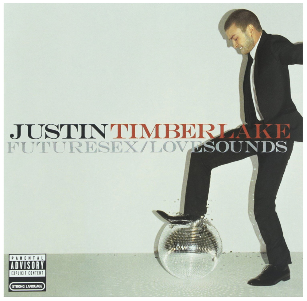 Futuresex Lovesounds Deluxe Version Justin Timberlake: FutureSex/LoveSounds (CD) • NEW
