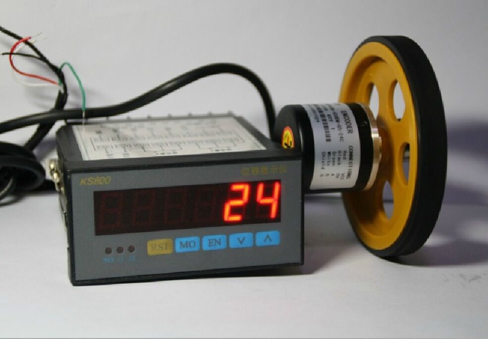 Positive Inversion Counter Meter   600p  R Encoder   Meter Counting Wheel Set