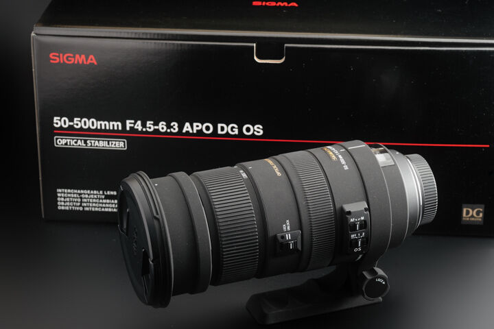 New Other Sigma 50 500mm F4 5 6 3 Apo Dg Os Hsm 50 500