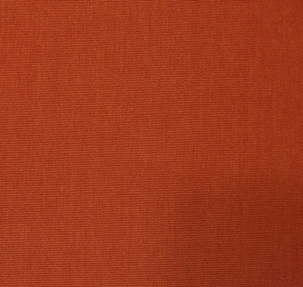 SUNBRELLA 54010 CANVAS RUST ORANGE SOLID OUTDOOR CUSHION ...