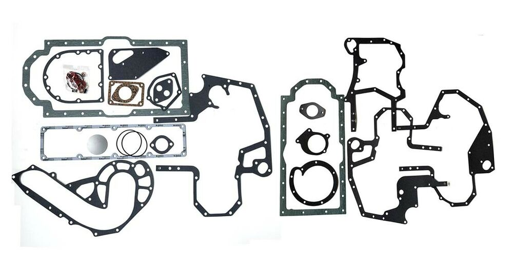 3091 Case International Sump Gasket Set Ihc 684 784