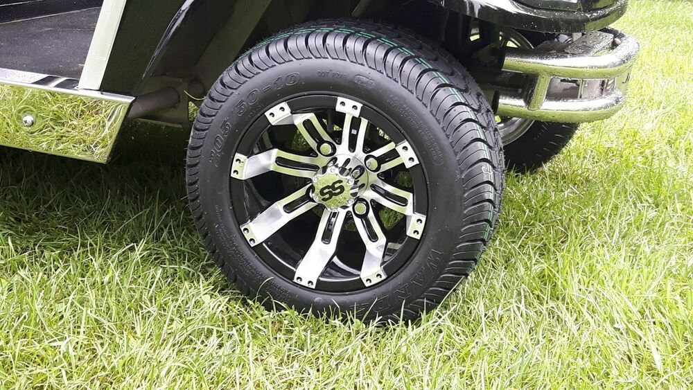 Car Wheels: Car Wheels That Fit Golf Cart