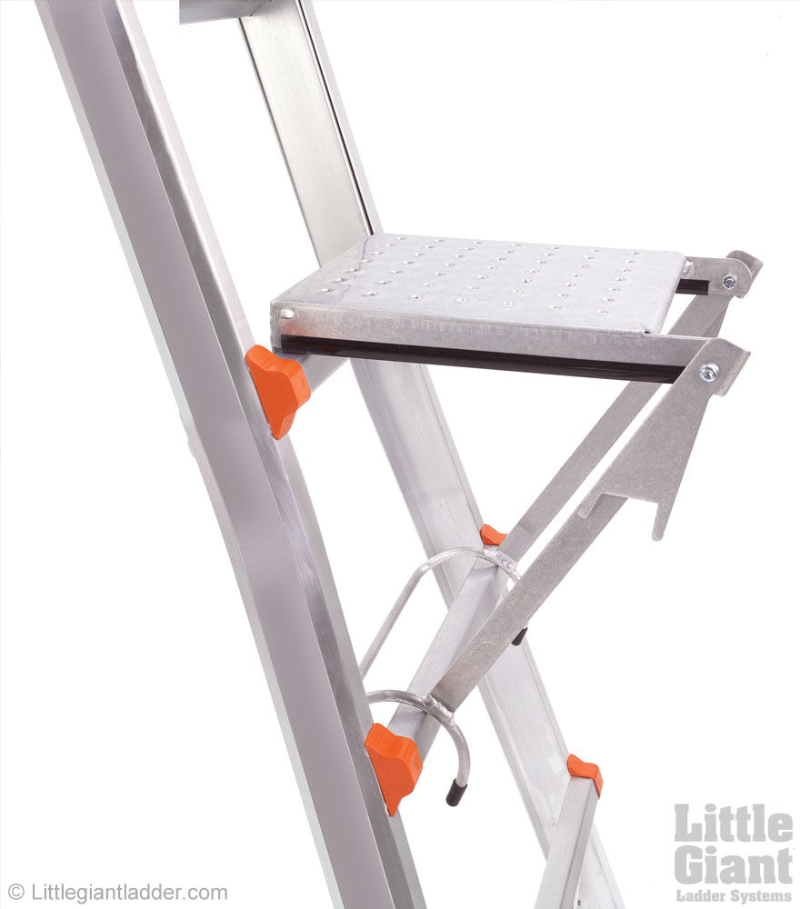 Little Giant Ladder System Little Giant Work Platform