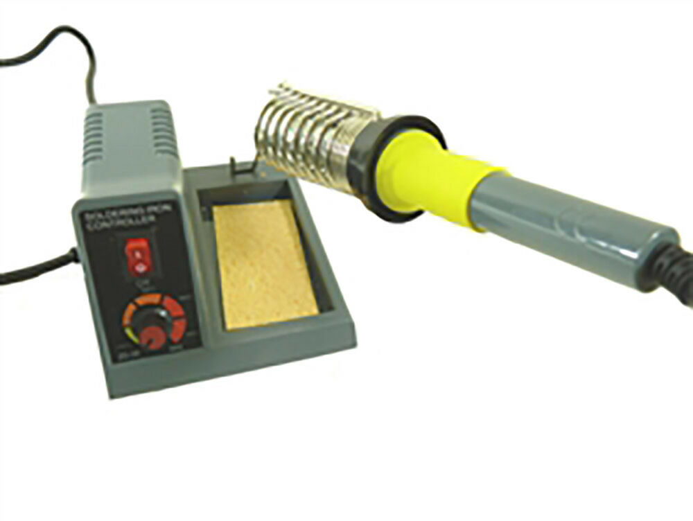 soldering station continuous variable power between 5 40w pointed tip. Black Bedroom Furniture Sets. Home Design Ideas