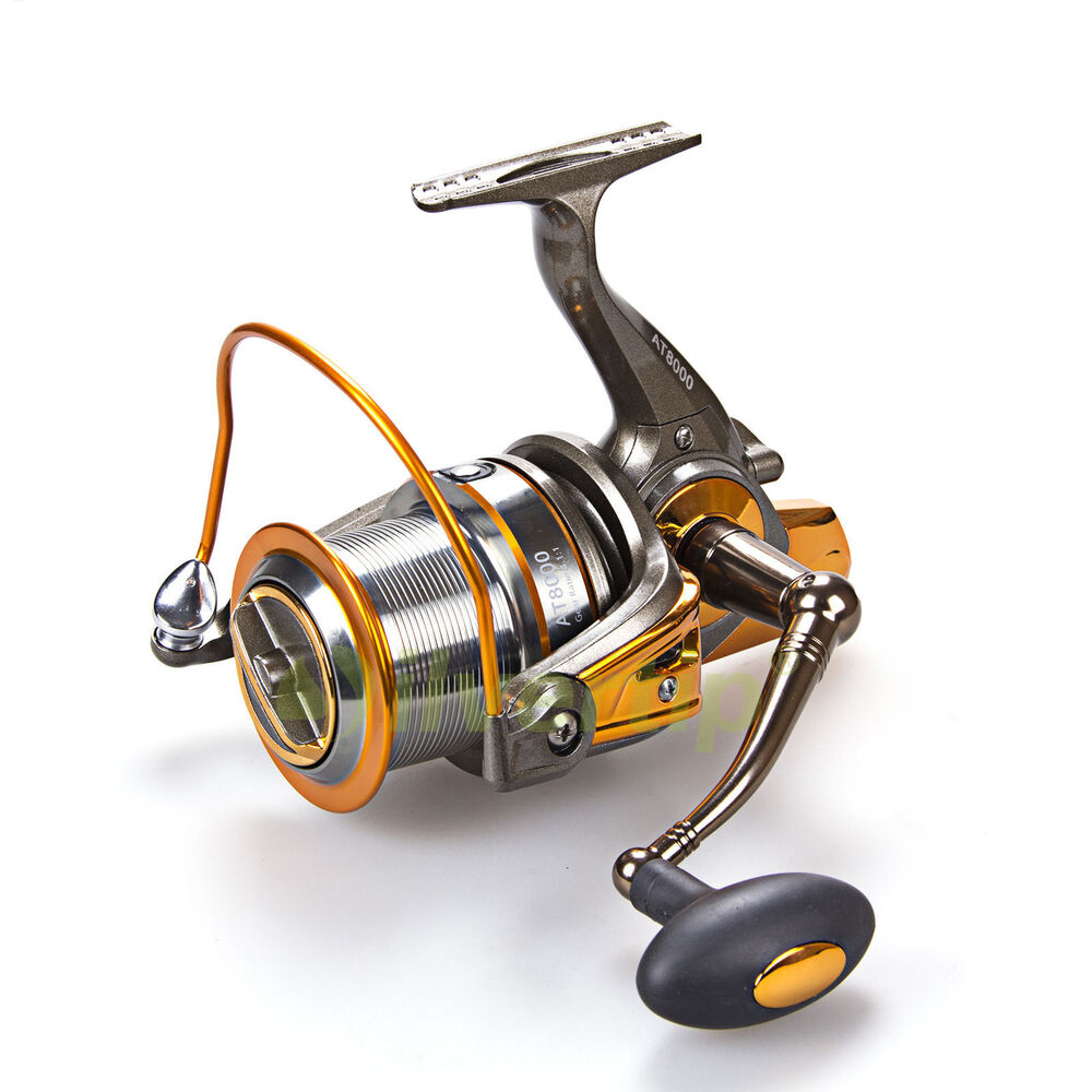 13 1 bb big game spinning fishing reel at 8000 9000 surf for Surf fishing reels