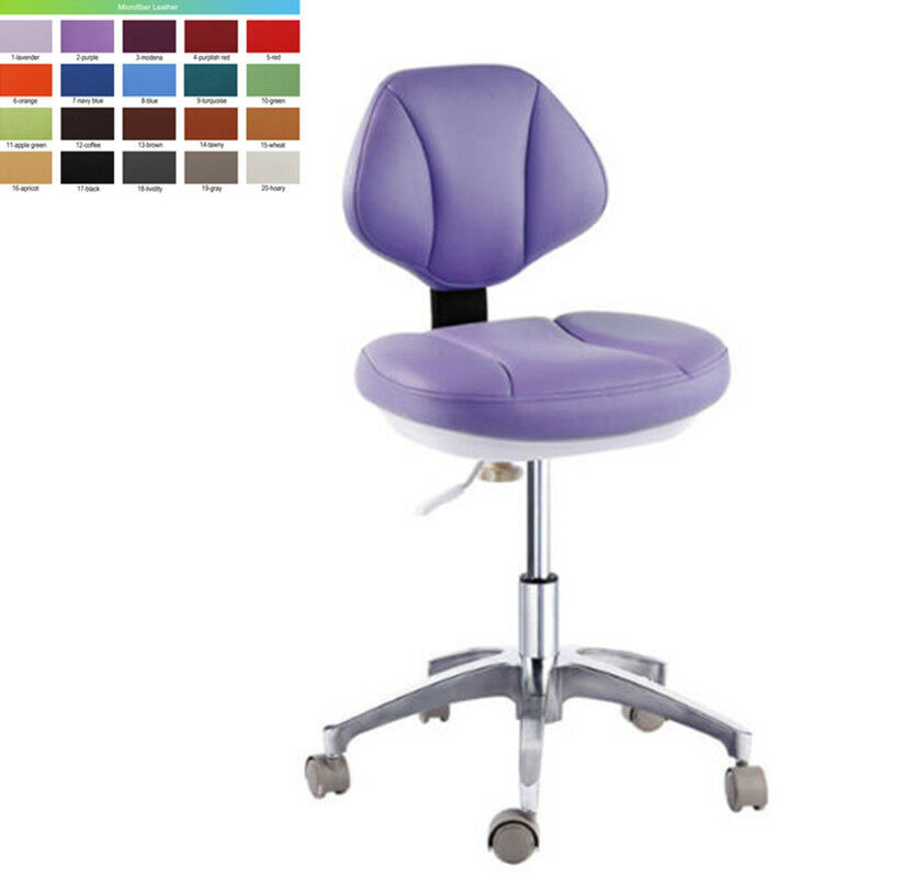 Microfiber Leather Medical Dental Dentist S Chair Doctor S