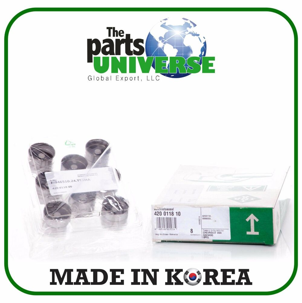 Valve Lifter Assembly For Chevrolet Optra Limited Part 24419109 Evaporator 1289185z10 Ebay
