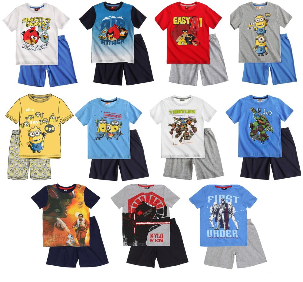 Make bedtime fun with new boys' sleepwear from Sears. Some little guys love their boys' pajamas so much they don't want to change out of them in the morning. Sears' selection of pajama sets, lounge pants and character apparel make it easy to find boys' sleepwear that is as comfy as it is fun.
