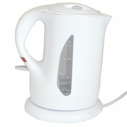 Small Electric Kettle ~ Kingavon water kettle small electric cordless travel