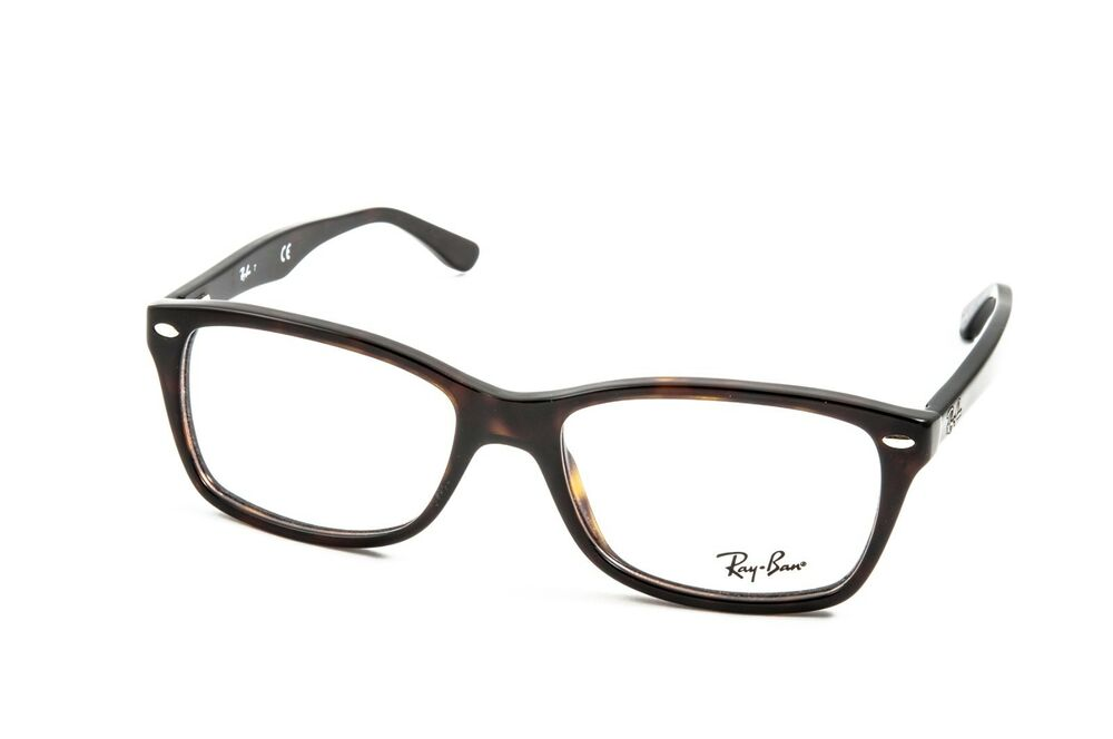 197c445a406 Details about Top quality Reading Glasses Ray Ban RB 5228 2012 55 17 140  Havana Hoya lens