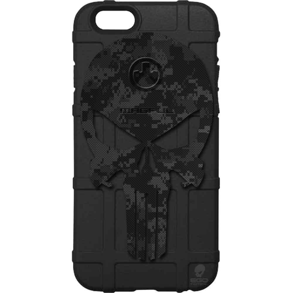 Magpul Field Case for iPhone SE,4,5,5s. Custom Black Ops Punisher Ego ...