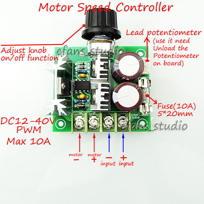 24v dc motor speed controller circuit diagram for 12v dc motor controller