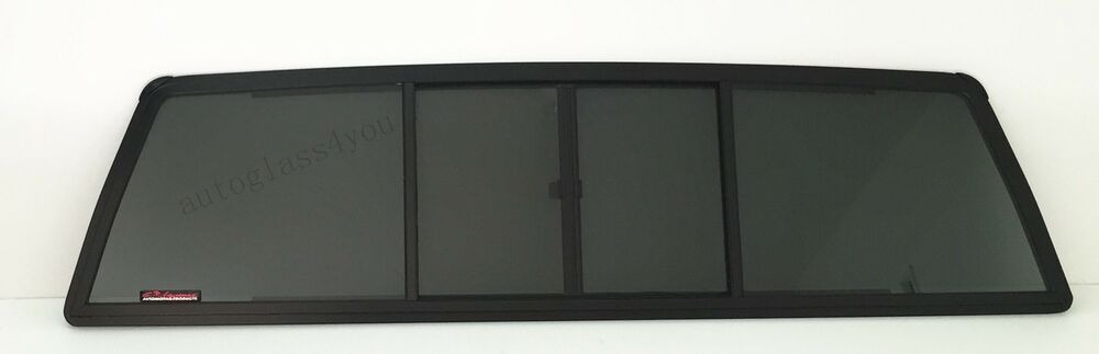 For 83 97 ford ranger 2 dr standard cab rear window back for 1999 ford ranger rear window