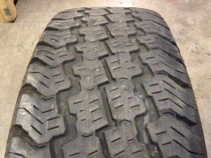 Car Parts List With Pictures >> USED KUMHO ROAD VENTURE AT 265/70/17 TIRE | TREAD DEPTH 4/32 TO 6/32 | eBay