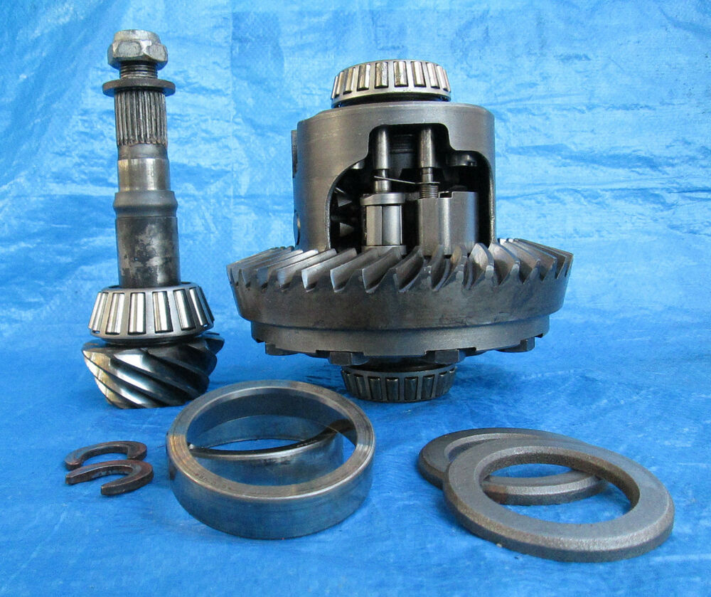 Gm 7 5 7 6 Eaton Gov Lock 10 Bolt Posi 410 4 10 Gears 28
