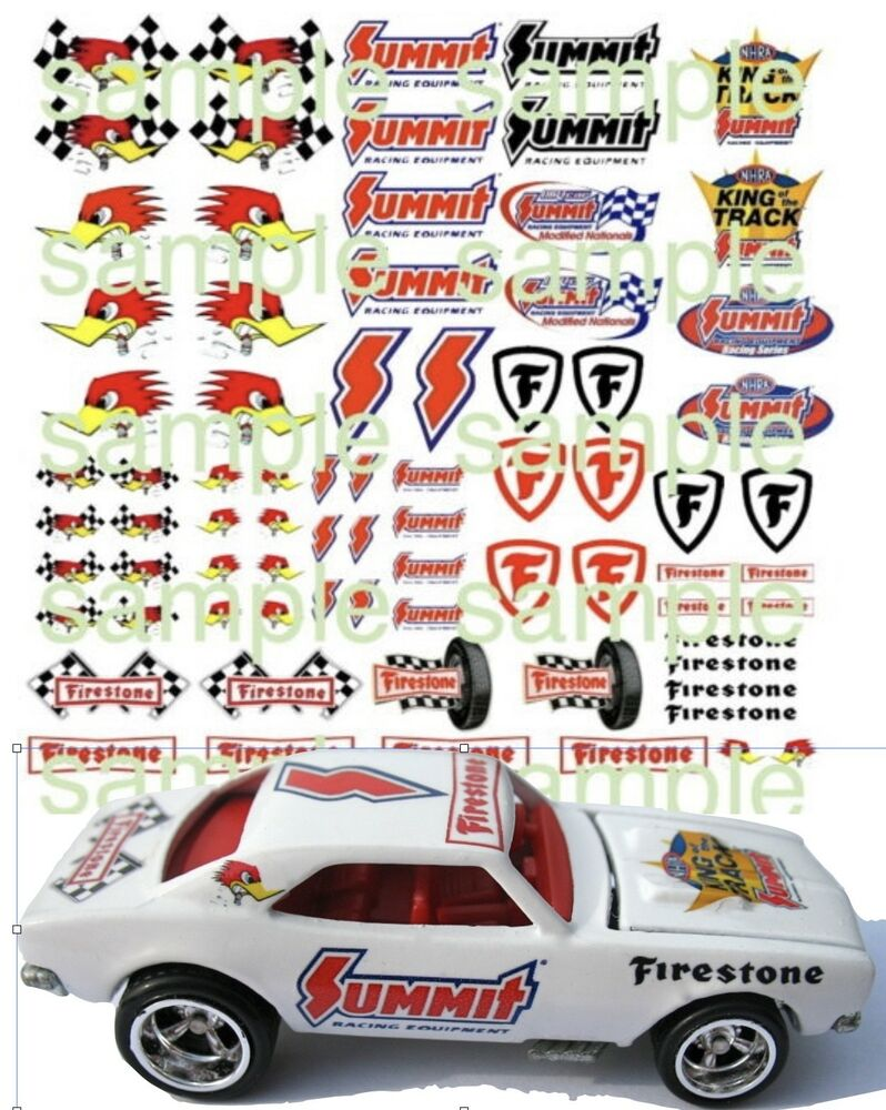 Hot wheels decals water slide 1 64 scale ebay for Circuit hot wheels mural