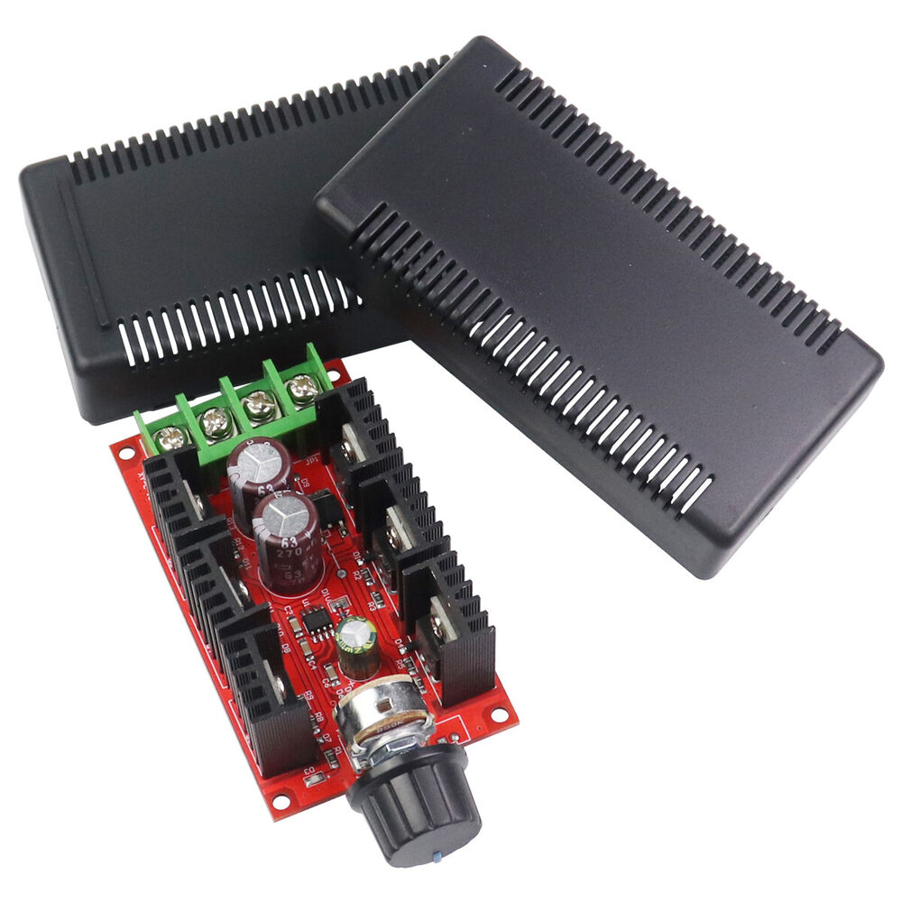 10 50v 40a dc motor speed control pwm hho rc controller for Speed control electric motor