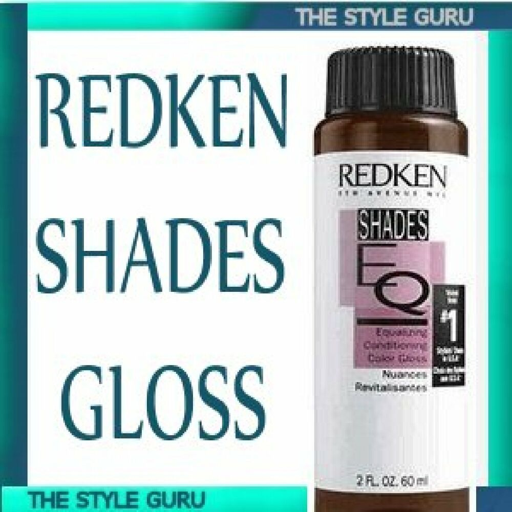 Redken Shades Eq 1 Bottle Your Choice Of Color Ebay