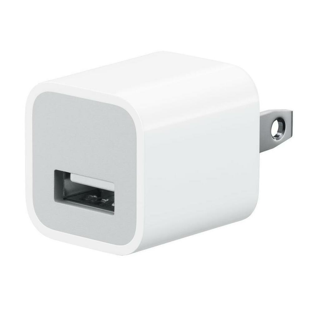 new genuine original apple ipod iphone charger usb power. Black Bedroom Furniture Sets. Home Design Ideas