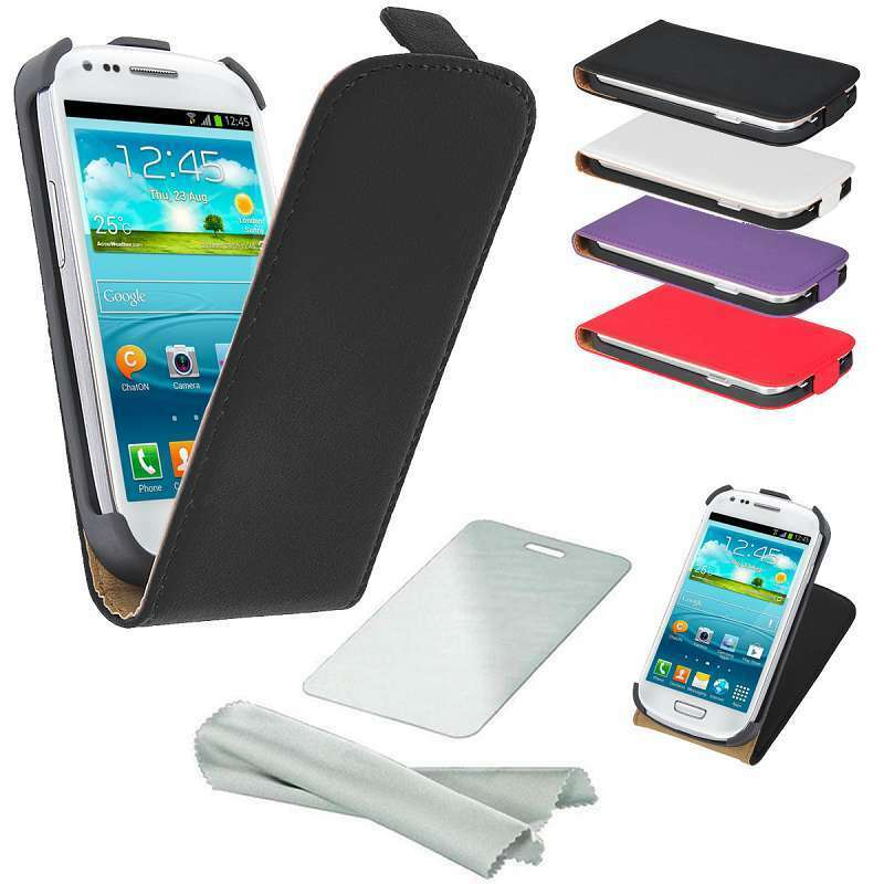 Samsung Flip Case Cell Phone Bag Case Cover Pouch Screen ...